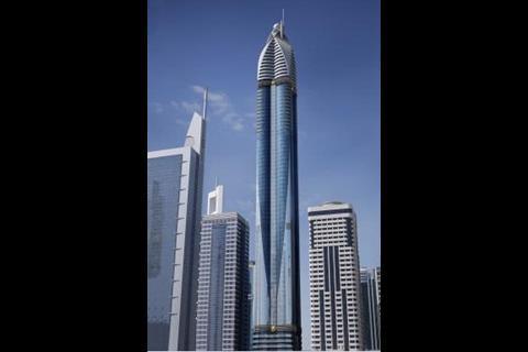 Rose Rayhaan hotel, Dubai